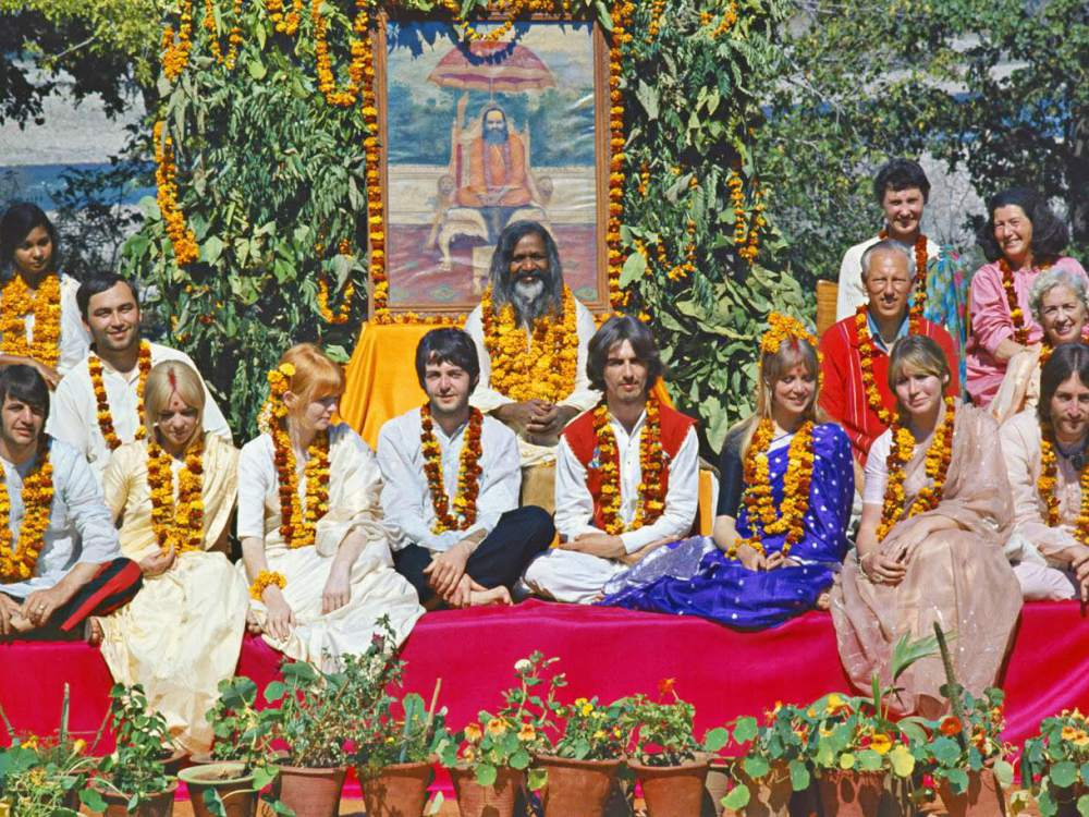 Did You Know The Beatles Visited Rishikesh in 1968?